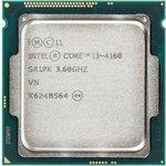 Процессор INTEL Core i3 4160, LGA 1150 BOX
