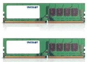Модуль памяти PATRIOT Signature DDR4 - 2x 8Гб 2133, DIMM, Ret