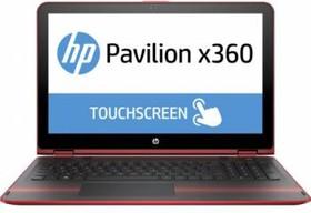 """Ноутбук-трансформер HP Pavilion x360 15-bk101ur, 15.6"""", Intel Core i3 7100U, 2.4ГГц, 8Гб, 500Гб, Intel HD Graphics 620 (Y5V54EA)"""