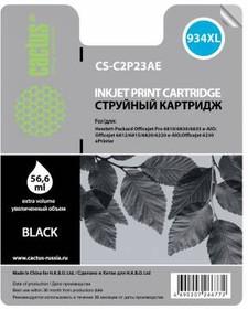 Картридж CACTUS CS-C2P23AE черный