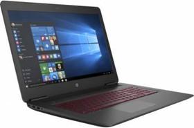"""Ноутбук HP Omen 17-w006ur, 17.3"""", Intel Core i5 6300HQ, 2.3ГГц, 12Гб, 1000Гб, nVidia GeForce GTX 960M - 2048 Мб, DVD-RW (X3L30EA)"""