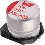 865081745005, SMD электролитический конденсатор ...