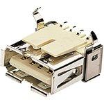 896-43-004-00-000000, Разъем USB, USB Типа A, USB 2.0 ...