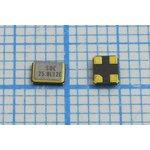 Кварц 25МГц в корпусе SMD 3.2x2.5мм, нагрузка 12пФ, расширенный интервал ...