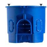 28-3047, Коробка установочная, бетон/кирпич, глубокая, блочная 68х60 мм С3М4