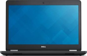 """Ноутбук DELL Latitude E5470, 14"""", Intel Core i7 6820HQ, 2.7ГГц, 8Гб, 512Гб SSD, Intel HD Graphics 530, Windows 7 (5470-9655)"""