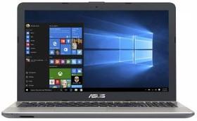 "Ноутбук ASUS X541SA-XX057T, 15.6"", Intel Pentium N3710, 1.6ГГц, 4Гб, 500Гб, Intel HD Graphics , DVD-RW, Windows 10 (90NB0CH1-M03590)"