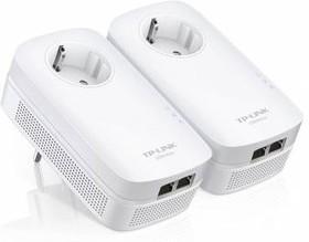 Сетевой адаптер HomePlug AV TP-LINK TL-PA7020PKIT Ethernet