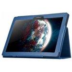 Чехол для планшета IT BAGGAGE ITLN2A103-4, синий, для Lenovo Idea Tab 2 A10-30