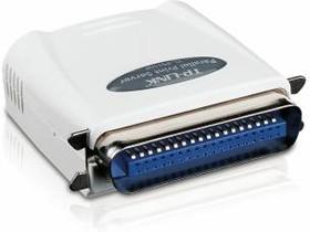 Принт-сервер TP-LINK TL-PS110P внешний