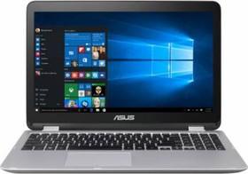 """Ноутбук-трансформер ASUS TP501UQ-DN046T, 15.6"""", Intel Core i5 6200U, 2.3ГГц, 6Гб, 1000Гб, nVidia GeForce 940M - 2048 (90NB0CV1-M00550)"""