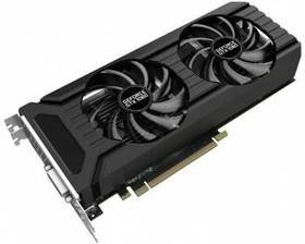 Видеокарта PALIT GeForce GTX 1060, PA-GTX1060 STORMX 6G, 6Гб, GDDR5, Ret [ne51060015j9-1061f]