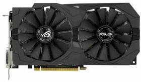 Видеокарта ASUS Radeon RX 470, STRIX-RX470-8G-GAMING, 8Гб, GDDR5, OC, Ret