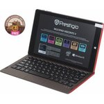 Планшет PRESTIGIO MultiPad VISCONTE V, 2GB, 16GB, Windows 10 коричневый [vmpmp1012tdrd]