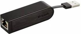 Сетевой адаптер Ethernet D-LINK DUB-E100/B/D1A USB