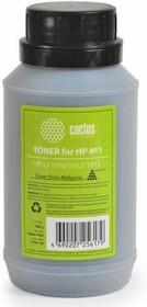 Тонер CACTUS CS-THP1-100, для HP LJ 1010/1012/1015, черный, 100грамм, флакон