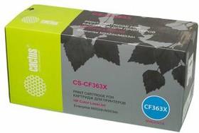 Картридж CACTUS CS-CF363X пурпурный