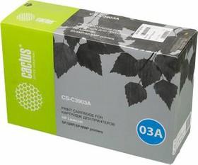 Картридж CACTUS CS-C3903AR черный