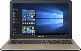 """Ноутбук ASUS X540LJ-XX569D, 15.6"""", Intel Core i3 5005U, 2ГГц, 4Гб, 500Гб, nVidia GeForce 920M - 1024 Мб, DVD-RW, Free (90NB0B11-M09330)"""