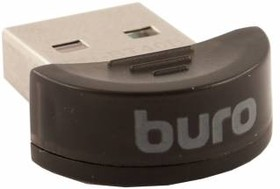Адаптер USB Buro BU-BT40B Bluetooth 4.0+EDR class 1.5 20м черный