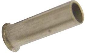 F87-25-C, Ferrules Terminal 1AWG Copper 25mm Tin Bag