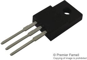 Фото 1/3 L7824CP, Линейный стабилизатор напряжения, фиксированный, 33В до 40В вход, 24В/1.5А выход, TO-220FP-3