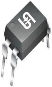 Фото 1/2 TPC817B C9G, Optocoupler DC-IN 1-CH Transistor DC-OUT 4-Pin DIP Tube