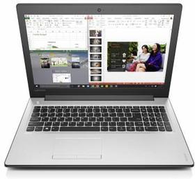 """Ноутбук LENOVO IdeaPad 310-15ISK, 15.6"""", Intel Core i5 6200U, 2.3ГГц, 4Гб, 1000Гб, nVidia GeForce 920M - 2048 Мб, Windows (80SM00QXRK)"""