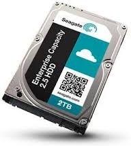 "Жесткий диск SEAGATE Enterprise Capacity ST2000NX0273, 2Тб, HDD, SAS 3.0, 2.5"""