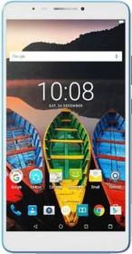 Планшет LENOVO Tab 3 Plus TB-7703X, 2GB, 16GB, 3G, 4G, Android 6.0 белый [za1k0028ru]