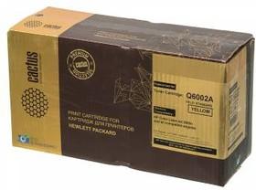Картридж CACTUS CSP-Q6002AM PREMIUM, желтый