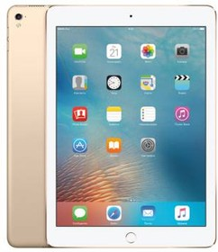 "Планшет APPLE iPad Pro 9.7"" 32Gb Wi-Fi + Cellular MLPY2RU/A, 32GB, 3G, 4G, iOS золотистый"