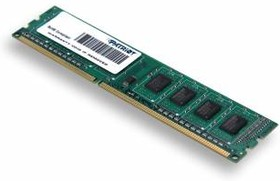Модуль памяти PATRIOT PSD34G13332 DDR3 - 4Гб 1333, DIMM, Ret