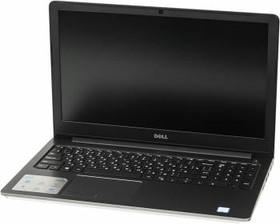 """Ноутбук DELL Vostro 5568, 15.6"""", Intel Core i5 7200U, 2.5ГГц, 4Гб, 1000Гб, nVidia GeForce 940MX - 2048 Мб, Windows 10 Home (5568-2976)"""
