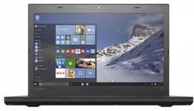 """Ноутбук LENOVO ThinkPad T460, 14"""", Intel Core i7 6500U, 2.5ГГц, 8Гб, 512Гб SSD, nVidia GeForce 940MX - 2048 Мб, Windows 10 (20FNS0H000)"""