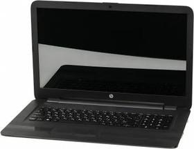 """Ноутбук HP 17-y004ur, 17.3"""", AMD E2 7110, 1.8ГГц, 4Гб, 500Гб, AMD Radeon R2, DVD-RW, Free DOS, черный [w7y98ea]"""