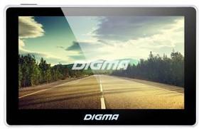 "GPS навигатор DIGMA ALLDRIVE 500, 5"", авто, 4Гб, Navitel, черный"