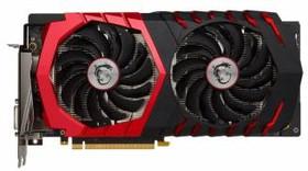 Видеокарта MSI GeForce GTX 1060, GTX 1060 GAMING X 6G, 6Гб, GDDR5, OC, Ret