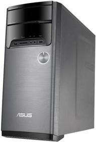 Компьютер ASUS M32CD-RU025T, Intel Core i3 6100, DDR4 4Гб, 1000Гб, nVIDIA GeForce GT740 - 4096 Мб, DVD-RW, CR (90PD01J8-M09120)