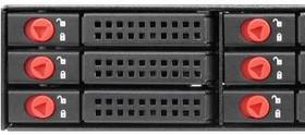 Mobile rack (салазки) для HDD/SSD THERMALTAKE Max 2506, черный