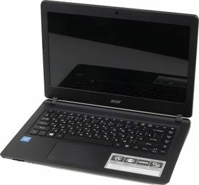 "Ноутбук ACER Aspire ES1-432-C51B, 14"", Intel Celeron N3350, 1.1ГГц, 2Гб, 32Гб SSD, Intel HD Graphics 500, Windows 10 (NX.GGMER.001)"