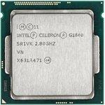 Процессор INTEL Celeron G1840, LGA 1150 BOX