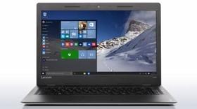 "Ноутбук LENOVO IdeaPad 100s-14IBR, 14"", Intel Celeron N3060, 1.6ГГц, 2Гб, 32Гб SSD, Intel HD Graphics 400, Windows 10 (80R9008KRK)"