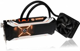 Видеокарта GIGABYTE GeForce GTX 1080 Xtreme Gaming Water cooling, GV-N1080XTREME W-8GD, 8Гб, GDDR5X, OC, Ret