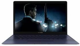"""Ноутбук ASUS Zenbook UX390UA-GS068T, 12.5"""", Intel Core i7 7500U, 2.7ГГц, 8Гб, 512Гб SSD, Intel HD Graphics 620 (90NB0CZ1-M03280)"""