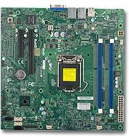 Серверная материнская плата SUPERMICRO MBD-X10SLL-S-O, Ret