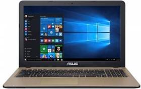 """Ноутбук ASUS X540LJ-XX569T, 15.6"""", Intel Core i3 5005U, 2ГГц, 4Гб, 500Гб, nVidia GeForce 920M - 1024 Мб, DVD-RW (90NB0B11-M08030)"""