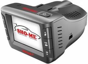 Радар-детектор SHO-ME Combo Wombat