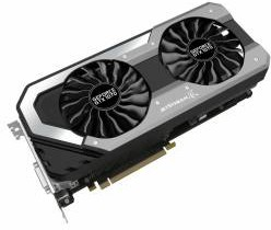 Видеокарта PALIT GeForce GTX 1070, PA-GTX1070 SUPER JETSTREAM 8G, 8Гб, GDDR5, Ret [ne51070s15p2-1041j]