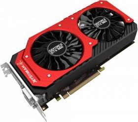 Видеокарта PALIT GeForce GTX 960 JETSTREAM, NE5X96001041-2061J, 2Гб, GDDR5, Ret